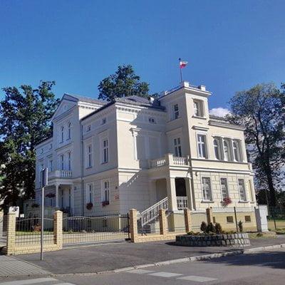 Budynek Dziennego Domu Senior Plus w Dzierżoniowie