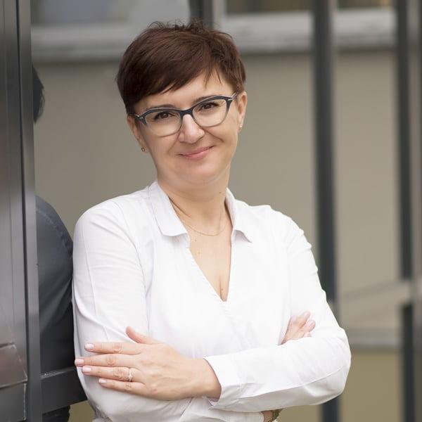 Anna Polowczyk - Dyrektor DDS+ w Dzierżoniowie - zdjęcie